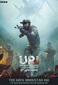 Vicky Kaushal in Uri: The Surgical Strike (2018)