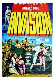 Invasion (1965) Poster - Movie Forum, Cast, Reviews