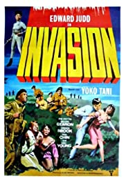 Invasion (1965) Poster - Movie Forum, Cast, Reviews