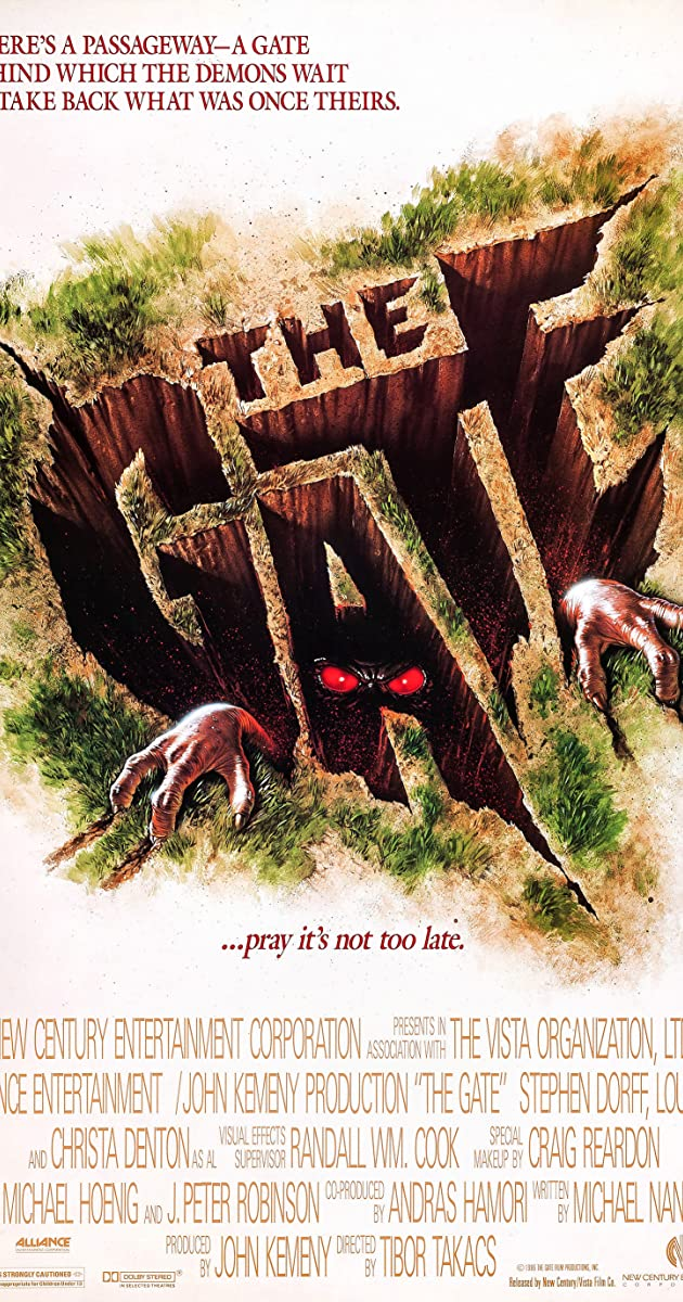 The Gate (1987) - IMDb