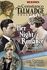 Her Night of Romance (1924) Poster - Movie Forum, Cast, Reviews