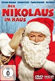 Der Nikolaus im Haus Poster