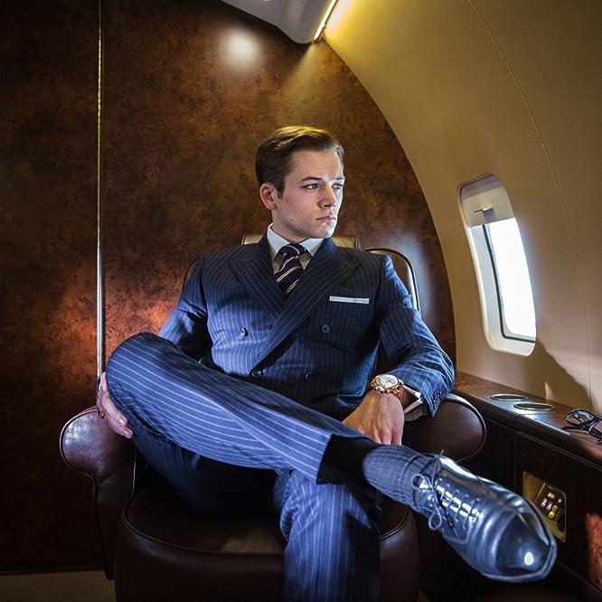 Taron Egerton in Kingsman: The Secret Service (2014)