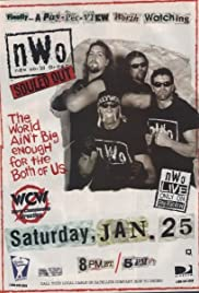 NWO Souled Out Poster