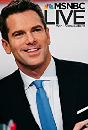 MSNBC Live with Thomas Roberts Poster