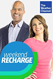 The Weather Channel Weekend View Poster