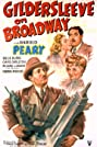 Gildersleeve on Broadway (1943) Poster