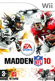 Madden NFL 2010 (2009) Poster - Movie Forum, Cast, Reviews