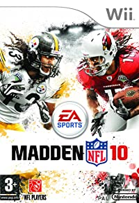 Primary photo for Madden NFL 2010