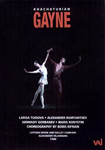Downloadable movie clips Gayane Soviet Union [4K2160p]