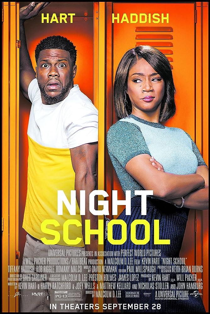 Night School 2018 Hindi ORG Dual Audio 400MB BluRay Download
