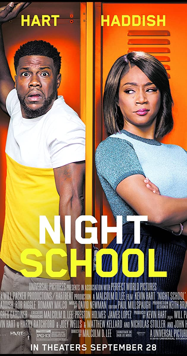 Subtitle of Night School