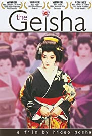 The Geisha Poster