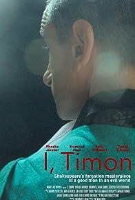 Primary photo for I, Timon