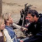 Kirsten Dunst and Zachery Ty Bryan in True Heart (1999)