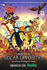 Solar Opposites Poster