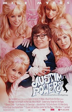 Where to stream Austin Powers: International Man of Mystery