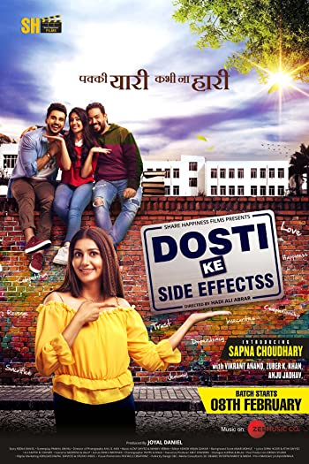 Dosti Ke Side Effects 2019 Full Hindi Movie Download 300MB 480p HDRip