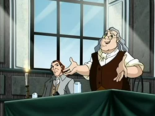 Liberty's Kids: The Second Continental Congress