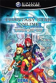 Phantasy Star Online Episode I & II Poster
