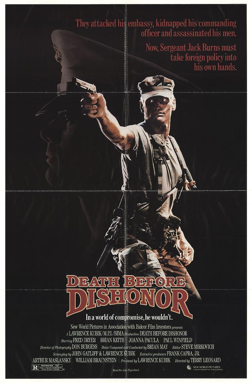 Death Before Dishonor (1987) - IMDb