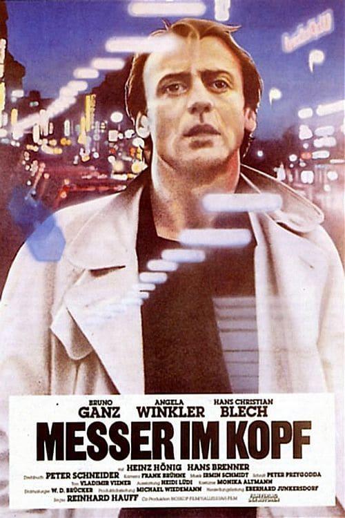 Bruno Ganz in Messer im Kopf (1978)