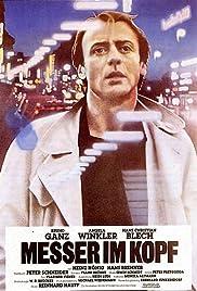 Messer im Kopf(1978) Poster - Movie Forum, Cast, Reviews