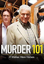 Murder 101: If Wishes Were Horses Poster