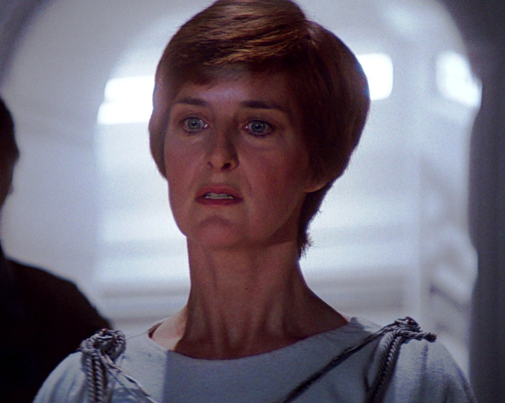 Caroline Blakiston in Star Wars: Episode VI - Return of the Jedi (1983)