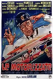 Le motorizzate Poster