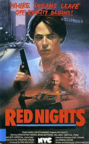Where to stream Red Nights