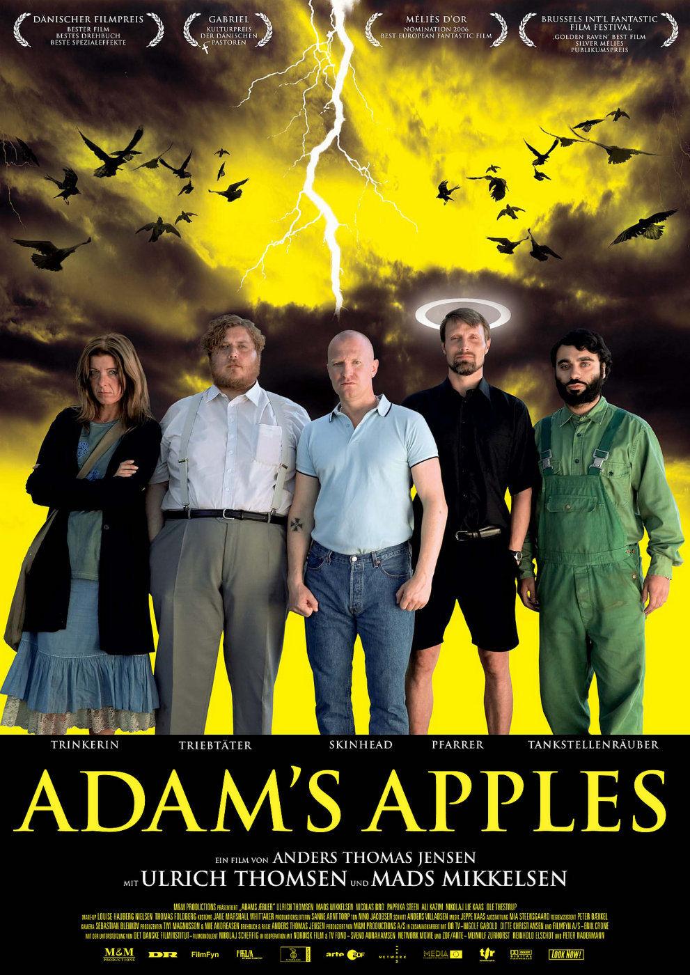 le mele di adamo streaming hd