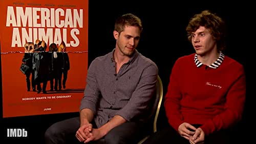 'American Animals' Stars Told to Avoid Their Real-Life Counterparts