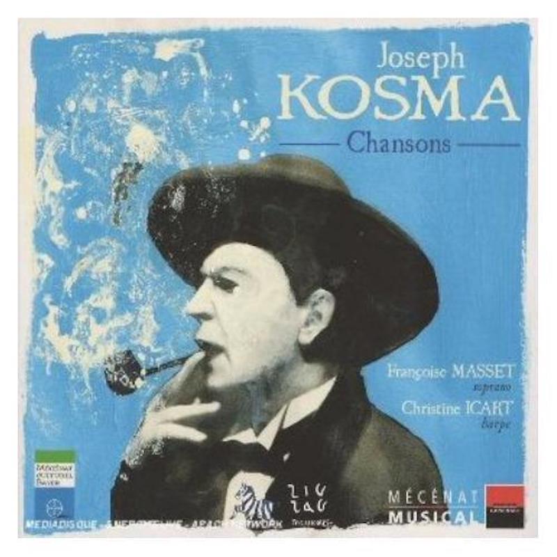 Joseph Kosma, à propos de l'enregistrement (2007)
