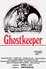 Ghost Keeper (1982) Poster - Movie Forum, Cast, Reviews