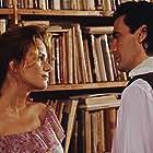 Francesca Neri and Massimo Troisi in Pensavo fosse amore... invece era un calesse (1991)
