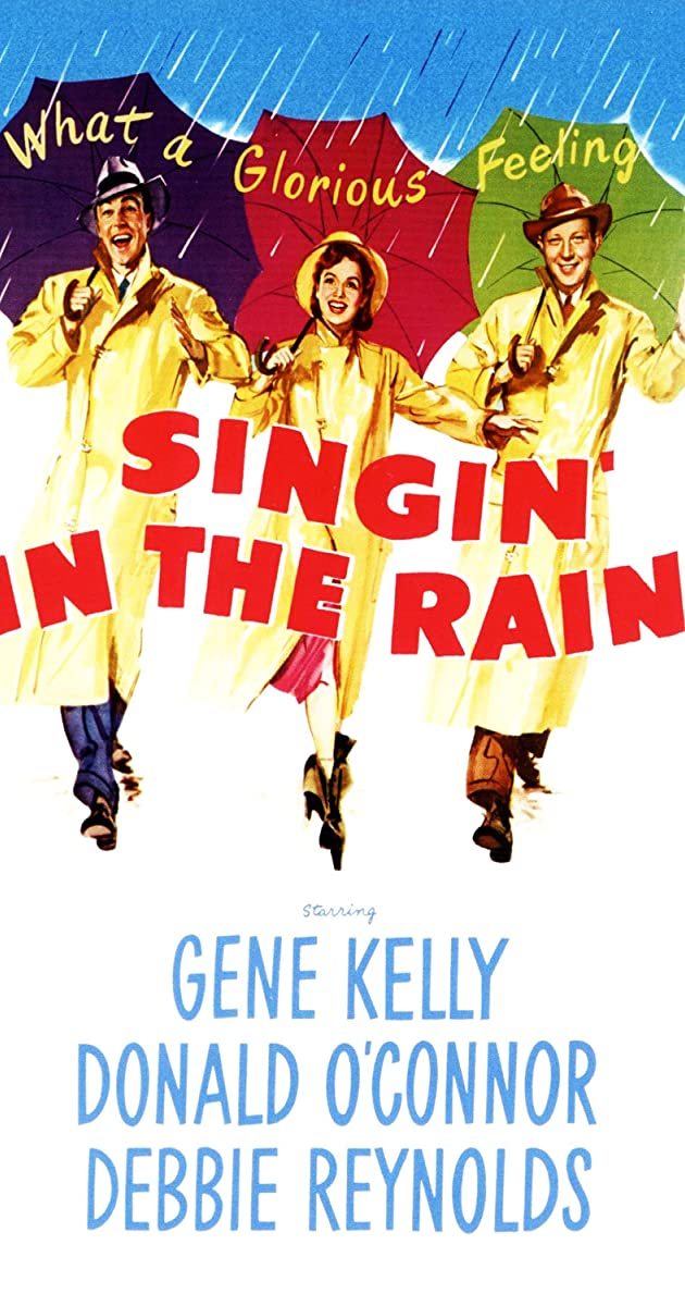 Subtitle of Singin' in the Rain