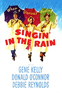 Mobile watching movies Singin' in the Rain [Mpeg]