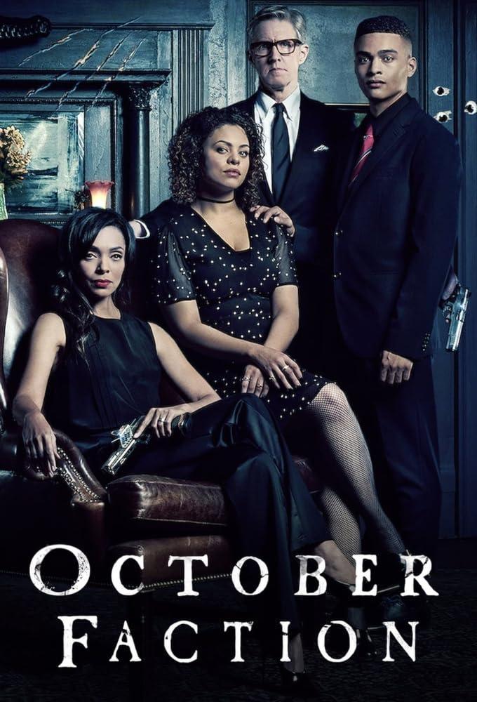 October Faction (2020) Season 1 Hindi Dubbed (Netflix)