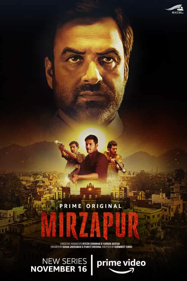 Mirzapur (2020) Prime Video S01 Complete Hindi Web Series Download