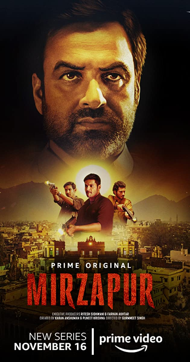 Mirzapur (TV Series 2018– ) - IMDb