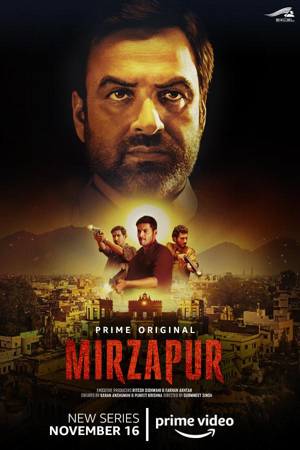 Mirzapur Season 1 COMPLETE WEBRip 720p
