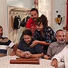Hakan Bilgin, Sevket Çoruh, Murat Akkoyunlu, Ilker Ayrik, Didem Balçin, and Timur Acar in Çakallarla Dans 4 (2016)