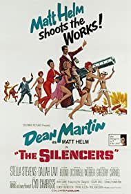 Dean Martin in The Silencers (1966)