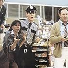 Gene Hackman, Chris Mulkey, and Vernee Watson in All Night Long (1981)