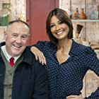 Melanie Sykes and Keith Brymer Jones in The Great Pottery Throw Down (2015)