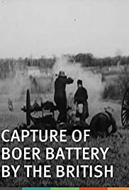 Capture of Boer Battery by British Poster