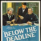 Frank Leigh and J.P. McGowan in Below the Deadline (1929)