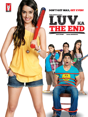 Luv Ka the End 2011 Hindi 720p HDRip 1GB Download