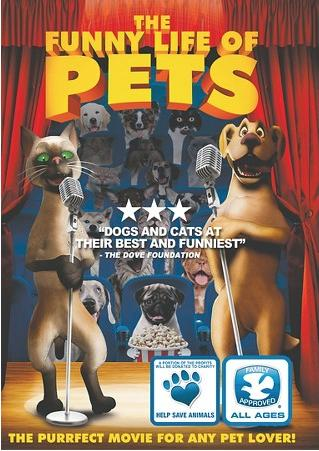 The Funny Life of Pets on FREECABLE TV